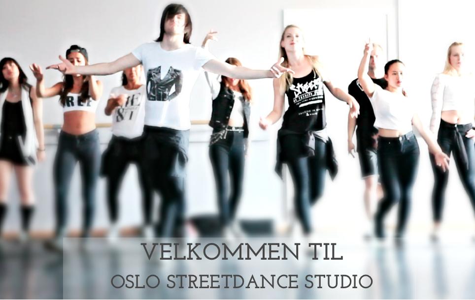 Velkommen til streetdance