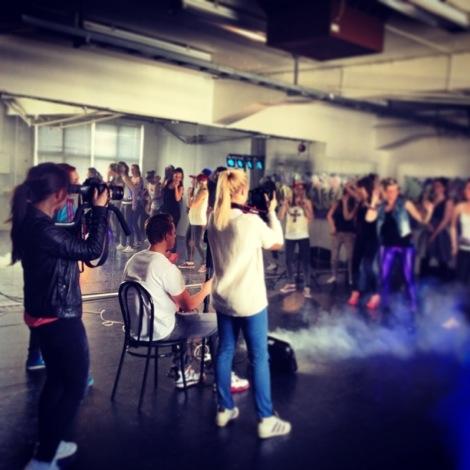 Utdrikningslag hos Oslo Streetdance Studio