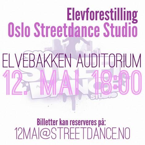 Elevforestilling på Elvebakken skole Auditorium