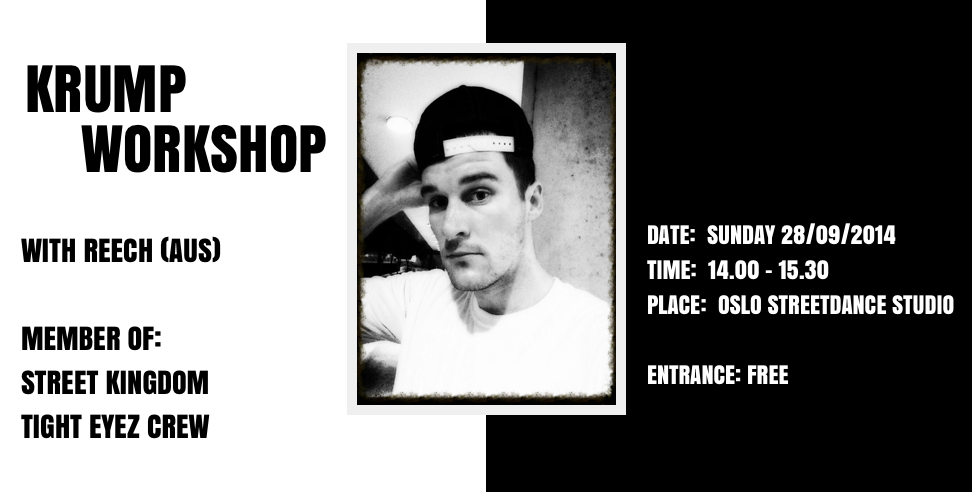 Krump workshop