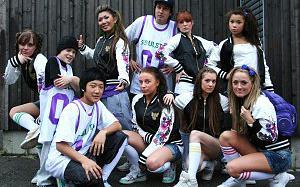 Oslo Streetdance Studio - Soulstars urbane dansegruppe